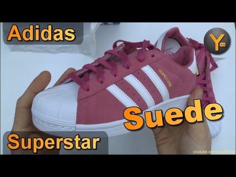 adidas superstars rose gold junior