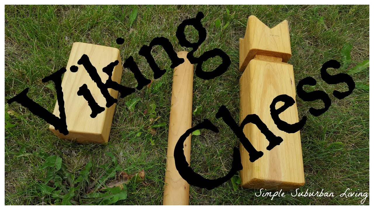 Viking chess an easy diy yard game youtube viking chess an easy diy yard game solutioingenieria Image collections