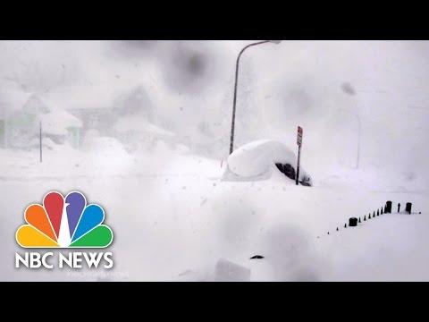 Freezing Temperatures In All 50 States | NBC News