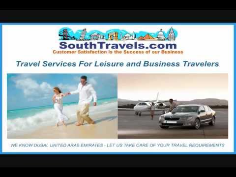 Dubai Travel Agency | Dubai Travel Agent - SouthTravels.com