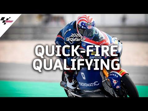 QUICK-FIRE QUALIFYING | 2020 #QatarGP