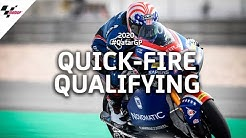 QUICK-FIRE QUALIFYING | 2020 #QatarGP
