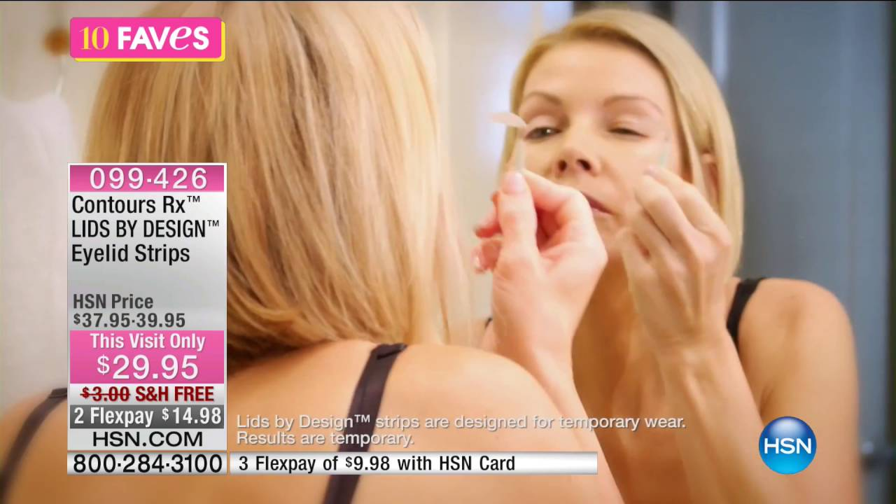 Hsn Lids By Design Instant 7mm Demo Youtube