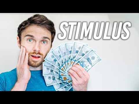 How To Double Your $1200 Stimulus Check Money (3 Investment Ideas)