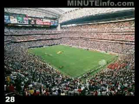 Reliant Stadium in One Minute