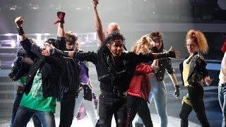 Один в Один! Дмитрий Бикбаев - Майкл Джексон (Bad)