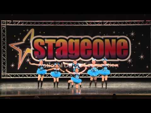 "2014: Cincinnati Petite Group Winner ""Wind It Up"""