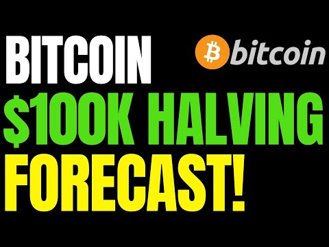 Bitcoin Price Matches Stock-to-Flow Forecast As $100K Halving Nears | BTC Parabolic 800% Rally Next?