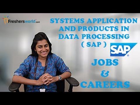 SAP – Recruitment Notification 2017, IT Jobs,Application jobs, Career, Oppurtunities