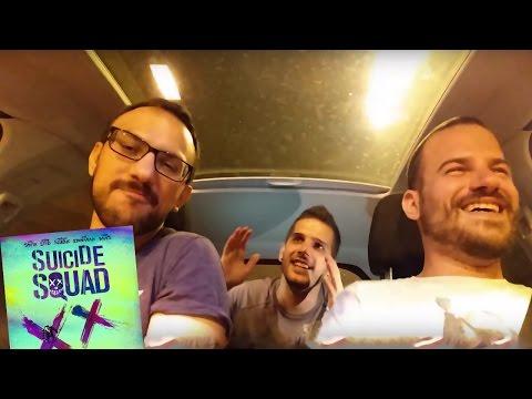 SPOILER CAR: Suicide Squad