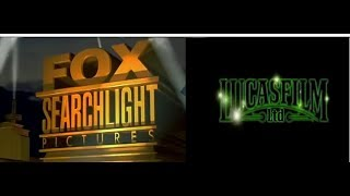 Dream Logos- Fox Searchlight Pictures/Lucasfilm 1997