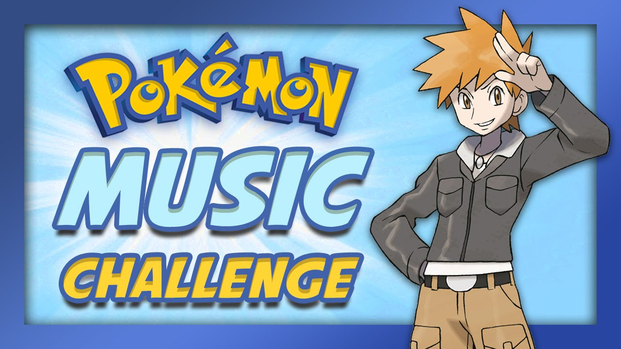 Pokemon Music Challenge Youtube