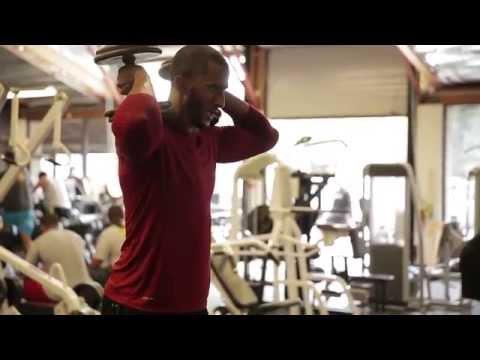 Real Workouts: Colin Kaepernick