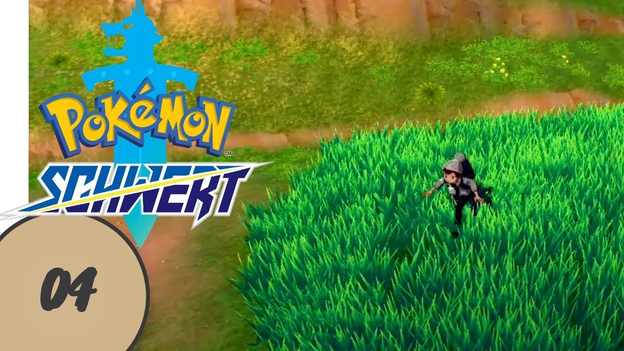 Geheimgeschenk Pokemon Schwert
