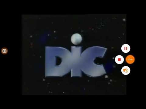 DiC Playhouse Disney Original logo