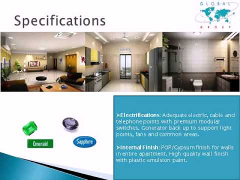 Global Precioso in Eon Free Zone, Pune by Global Group Pune – 2/3 BHK | 99acres.com