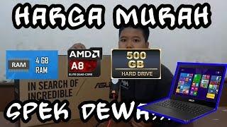 SPEK DEWA!!! *UNBOXING+REVIEW* Asus X454Y
