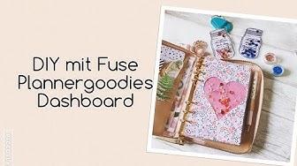 Fuse Tool DIY Plannergoodies und Dashboard | Mason Jar | Valentines Day | deutsch | filolove_