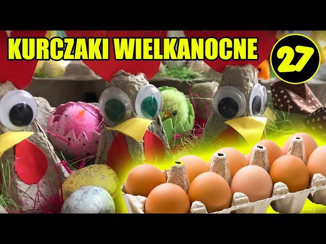 Kurczaki Wielkanocne I Zrób to sama #27