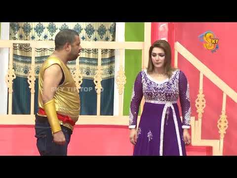 Best Of Qaiser Piya and Naseem Vicky New Pakistani Stage Drama Clip 2018 | Pk Mast
