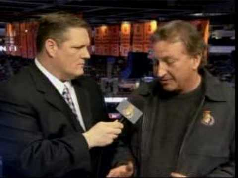 Melnyk interview vs Flyers - Feb 28/08