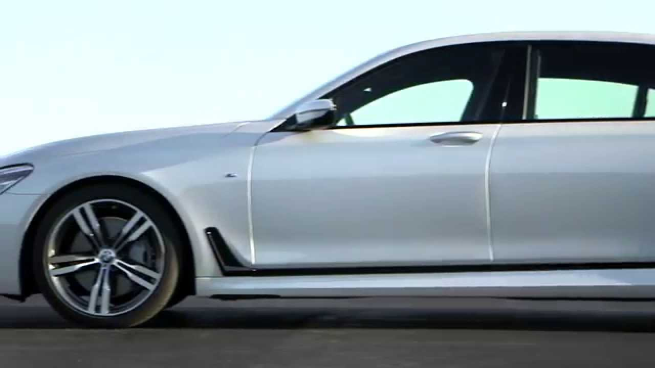2016 BMW 7 Series M Sport Exterior