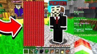 ADMIN GIVES ME 1,000+ HEARTS IN MINECRAFT!