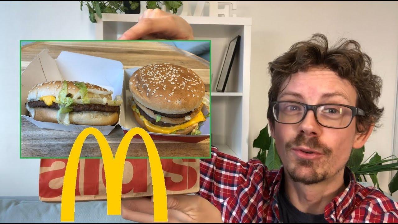 wieviel kalorien big mac