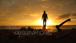 Merely Observations
