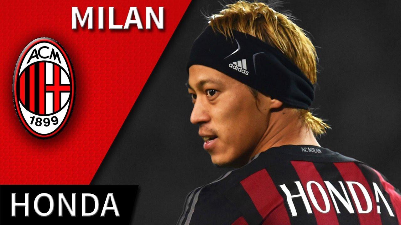 Keisuke Honda • Milan • Magic Skills, Passes & Goals • HD ...