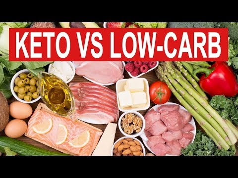 DIETA CHETOGENICA VS DIET LOW CARB: QUAL È MIGLIORE?