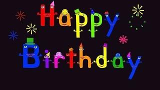 Happy Birthday To You - Feliz Aniversário