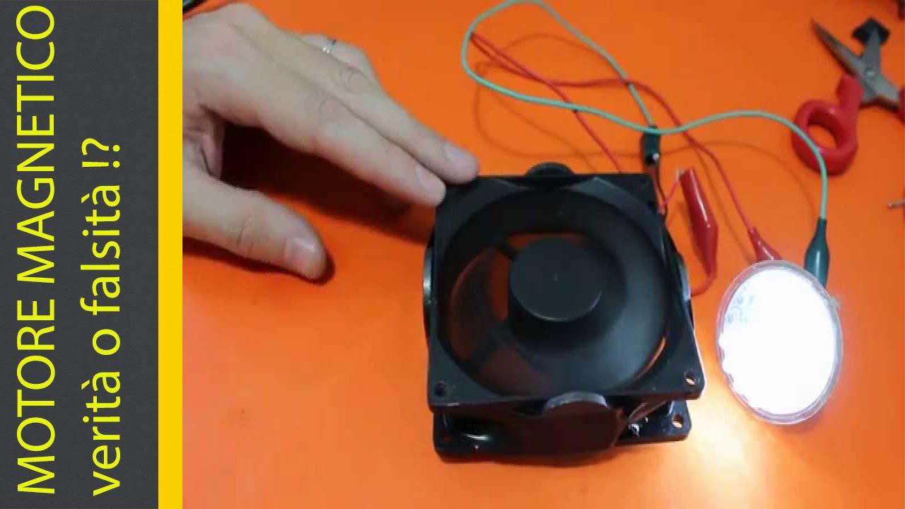 Come Costruire un Semplice Generatore Elettrico