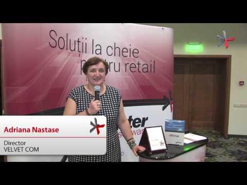 Interviu cu Adriana Nastase, Director General Velvet Com, la Intalnirea Partenerilor Magister 2016