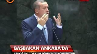 başbakan-başkan-cumhurbaşkanı-şahane şiir okuyor..necip fazıldan-alkış tufanı kopuyor