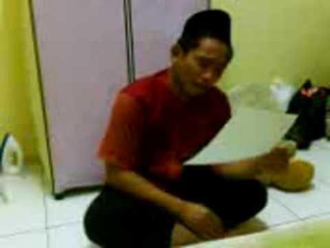 Pak Haji KFC Melatah