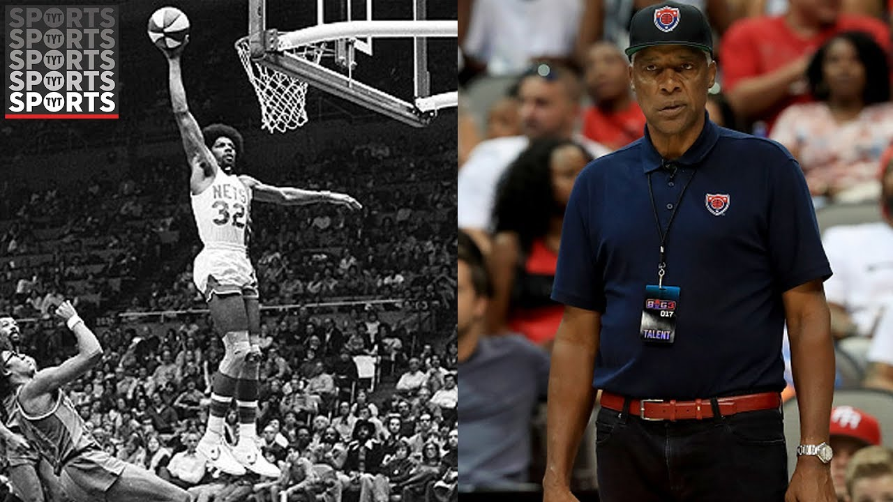 e49f7fb5096b Dr. J on His Future with Nike and Converse  Dr. J New Signature Shoe ...