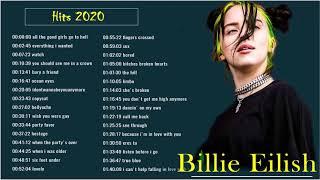 Billie Eilish Greatest Hits 2020 - Billie Eilish Full Playlist Best Songs 2020