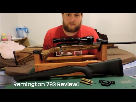 Remington 783 Mods Review Youtube