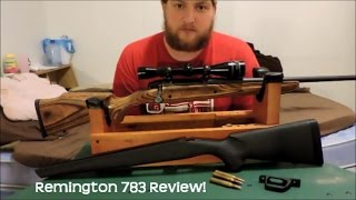 Remington 783 Mods/review | Outdoors In Pa Tv