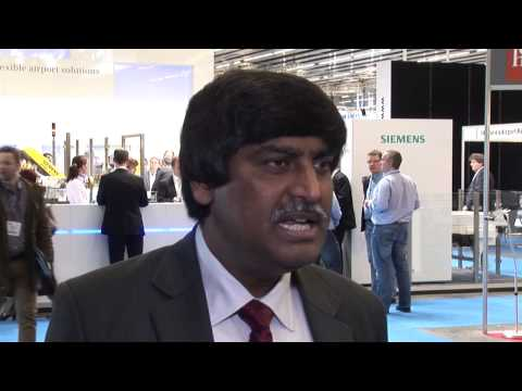 2014 Passenger Terminal Conference Interview -- Indana Prahbakara Rao, Delhi International Airport