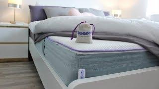 Unsere neue QUQON Matratze | Gesunder Schlaf durch individuelle Matratze | DIANA DIAMANTA
