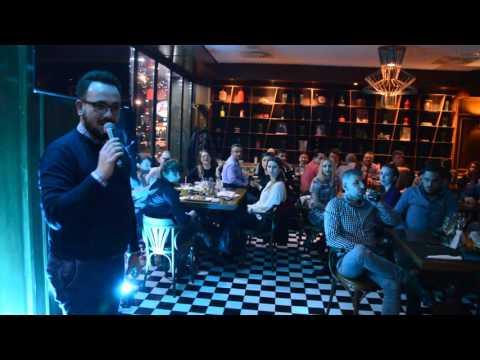 Alin Ignat, administratorul restaurantului Gavroche din Alba Iulia