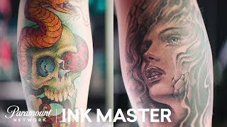 Before The Battle | Ink Master: Grudge Match August 28th on Paramount Network