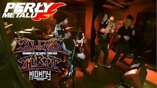 Perły Metalu 70 - Thermit, Exlibris i Highfly w Toruniu.  wywiad: Tomasz Trzeszczyński