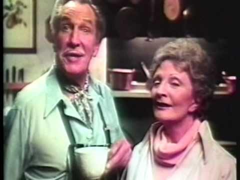 Vincent Price loves soup 1977