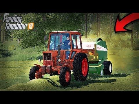Belki Wyskakują GÓRĄ! 👨🏽🌾 Rolnicy Mechanicy ⭐️ Farming Simulator 19 🚜 thumbnail