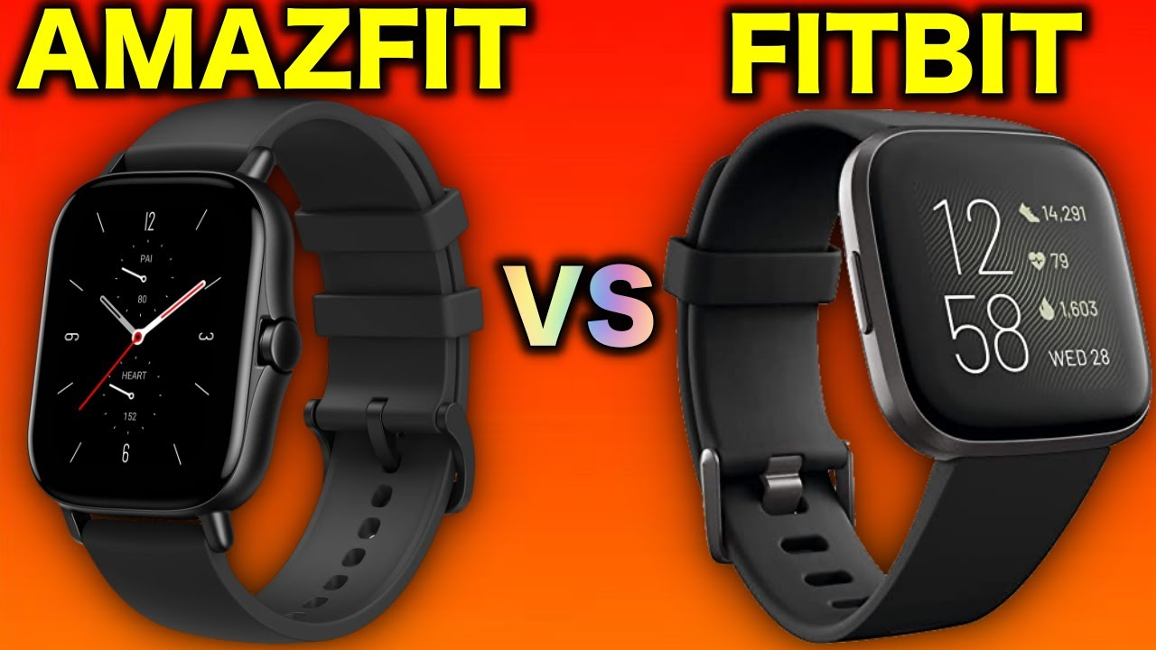 Amazfit Gts 2e Vs Fitbit Versa 2 Youtube