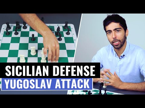 The Sicilian Dragon | Yugoslav Attack | Motifs And Strategies | Chess Openings