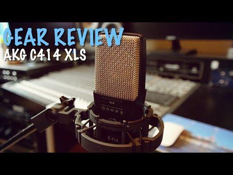 AKG C414 XLS Review | Acoustic Guitar